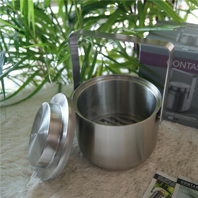 20122 CONTAS thermal ice bucket / ドイツZACK社製モダンデザインのサーマルアイスバケツ