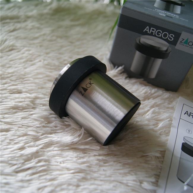 50617 ARGOS doorstop | ドイツZACK社のシンプルモダンなステンレス製ドアストッパー