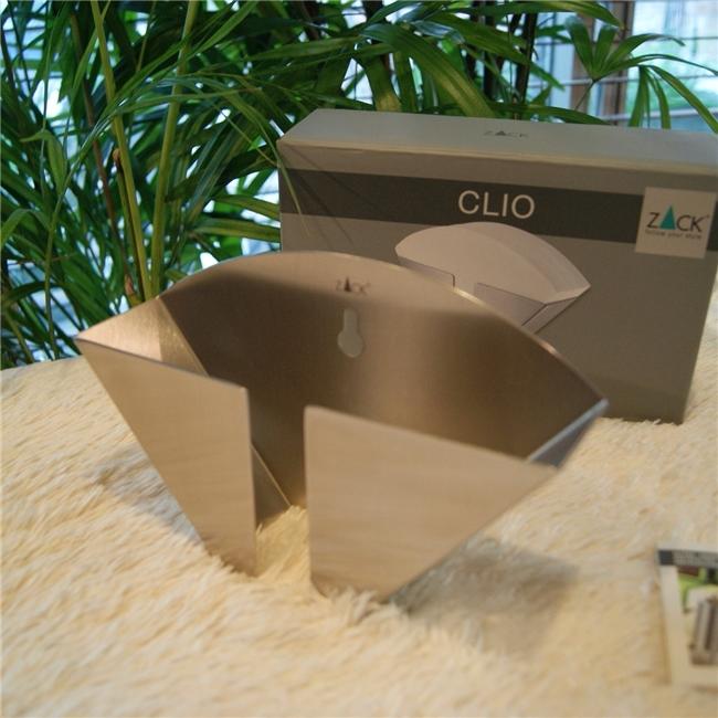 20744 CLIO filter bag holder / ドイツZACK社のコーヒーフィルターホルダー(壁付タイプ)