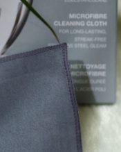 ステンレス磨き用のクリーニングクロスです。 ステンレス製品の表面の艶出しができます。